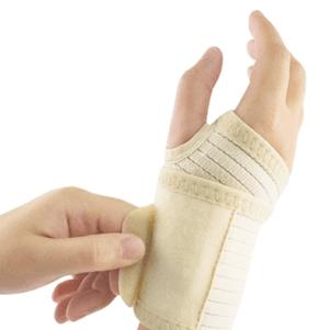 Welcare Adjustable Wrist Support ที่พยุงข้อมือ