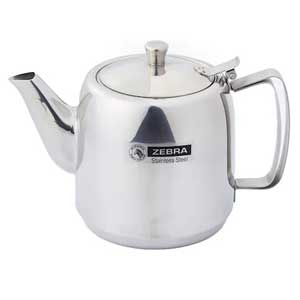 Zebra กาน้ำชา Prima 1.5 ลิตร พร้อมที่กรองชา
