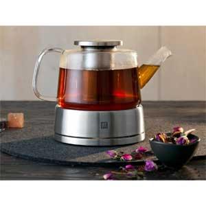 Zwilling กาน้ำชา Teapot with teapot warmer