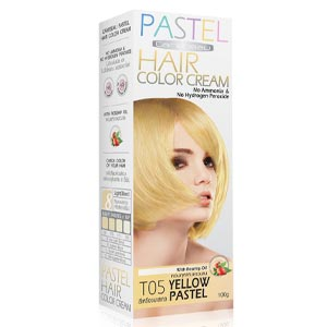 Carebeau Pastel Hair Color Cream ครีมเปลี่ยนสีผม ปลอดสารพิษ