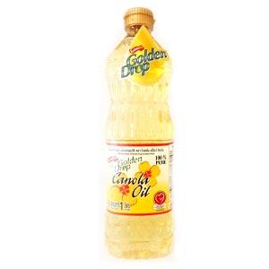Golden drop โกลเด้นดร็อป น้ำมันคาโนลา