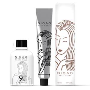 Nigao Life Hair Color Cream ครีมเปลี่ยนสีผม ไม่มีแอมโมเนีย