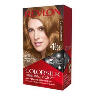 Revlon Colorsilk Beautiful Color ยาย้อมผม อ่อนโยนต่อเส้นผมและหนังศรีษะ