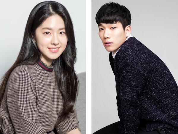 นักแสดงนำ Red Cuff of the Sleeve ช่อง MBC