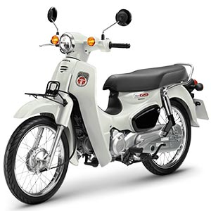 All New Honda Super Cub