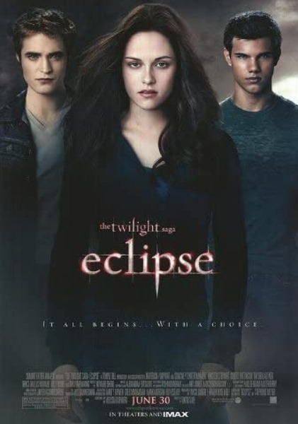 The Twilight Saga: Eclipse: แวมไพร์ ทไวไลท์ 3 อีคลิปส์
