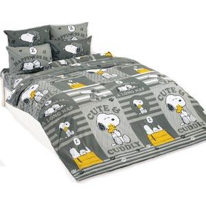 TOTO SNOOPY ชุดผ้าปูที่นอน ลิขสิทธิ์แท้ครบชุด