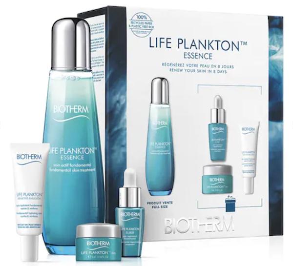 [ไบโอเธิร์ม] Biotherm Life Plankton Clear Essence Set