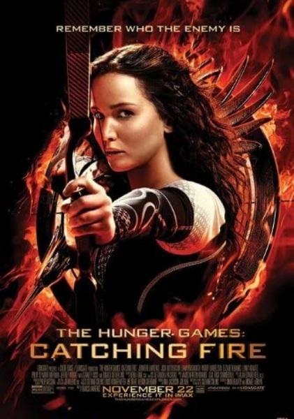 The Hunger Games: Catching Fire : แคชชิ่งไฟเออร์