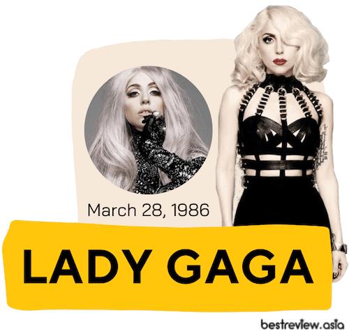 ประวัติ Lady Gaga