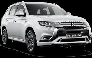 Mitsubishi Outlander PHEV รุ่น GT Premium
