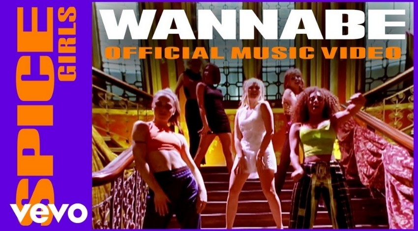 Wannabe - The Spice Girls