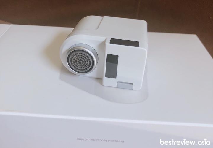 การออกแบบและดีไซน์ Xiaomi Xiaoda Automatic Water Saver Tap