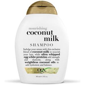 แชมพู OGX Nourishing+Coconut milk