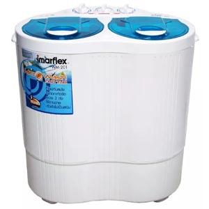 Imarflex เครื่องซักผ้าฝาบน รุ่น WM-201