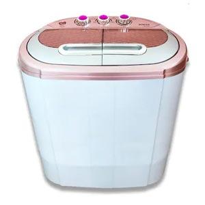 SONAR เครื่องซักผ้ามินิ เครื่องซักผ้าฝาบน 2 ถัง รุ่น EW-S260