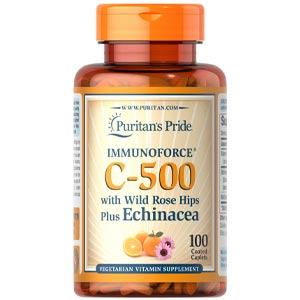 วิตามินซี Puritan's Pride 2v Vitamin C