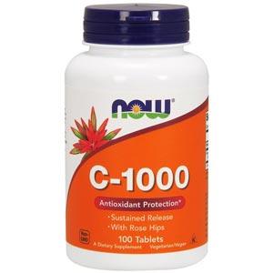 Now Foods C-1000 วิตามินซี 1000มก.