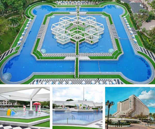 แอมบาสซาเดอร์ ซิตี้ จอมเทียน พัทยา - มารีนา ทาวเวอร์ วิง (Ambassador City Jomtien Pattaya - Marina Tower Wing)