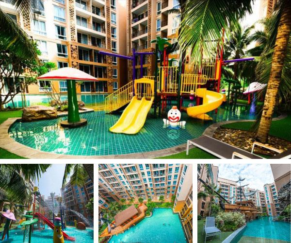 แอตแลนติส คอนโด รีสอร์ต พัทยา บาย ณัทรินทร์ (Atlantis Condo Resort Pattaya by Natnarin)