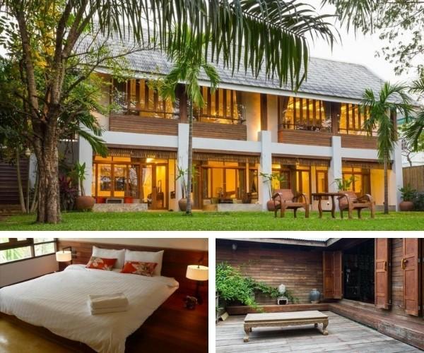 โรงแรมบ้านท้ายวัง (Baan Tye Wang Hotel)