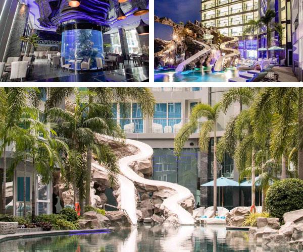 เซ็นทารา เอซัวร์ โฮเต็ล พัทยา (Centara Azure Hotel Pattaya)