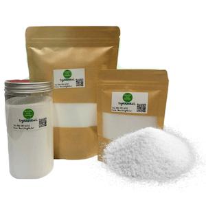 น้ำตาลอิริทริทอล Erythritol สารให้ความหวานแทนน้ำตาล วัตถุดิบสำหรับคีโตและอาหารคลีน