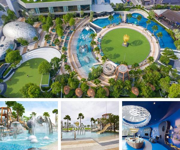 โรงแรมแกรนด์ เซ็นเตอร์พอยต์ พัทยา (Grande Centre Point Pattaya)
