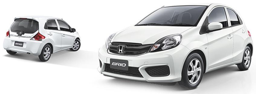 Honda Brio ราคาเริ่มต้น 495,000 บาท