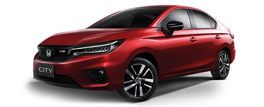 Honda City ราคาเริ่มต้น 579,500 บาท