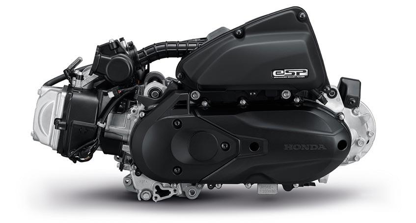 สมรรถนะเครื่องยนต์ eSP New Generation