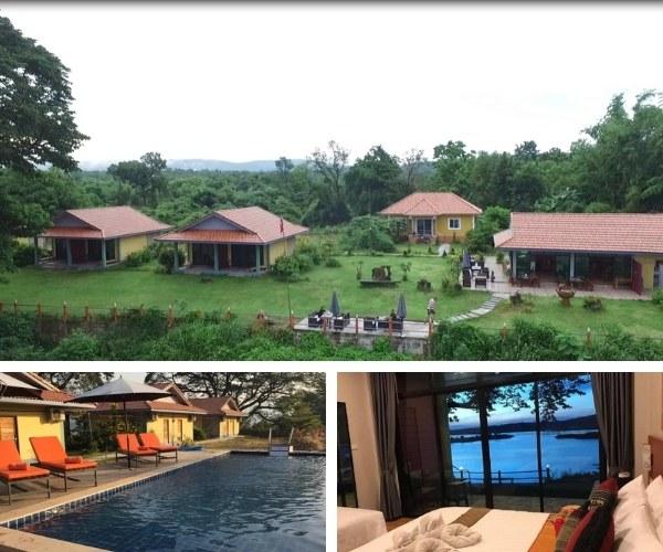 โขงเจียม ออร์คิด ริเวอร์ไซด์ รีสอร์ต (Khong Chiam Orchid Riverside Resort)