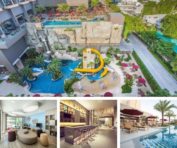 เมอร์เคียว พัทยา โอเชี่ยน รีสอร์ต (Mercure Pattaya Ocean Resort)