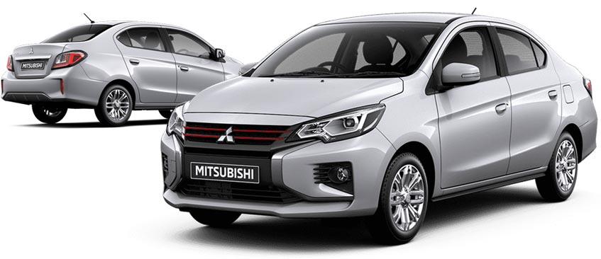 MitsubishiAttrageราคาเริ่มต้น 494,000 บาท