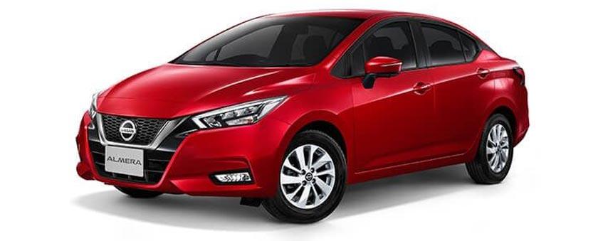 Nissan Almera ราคาเริ่มต้น 499,000 บาท