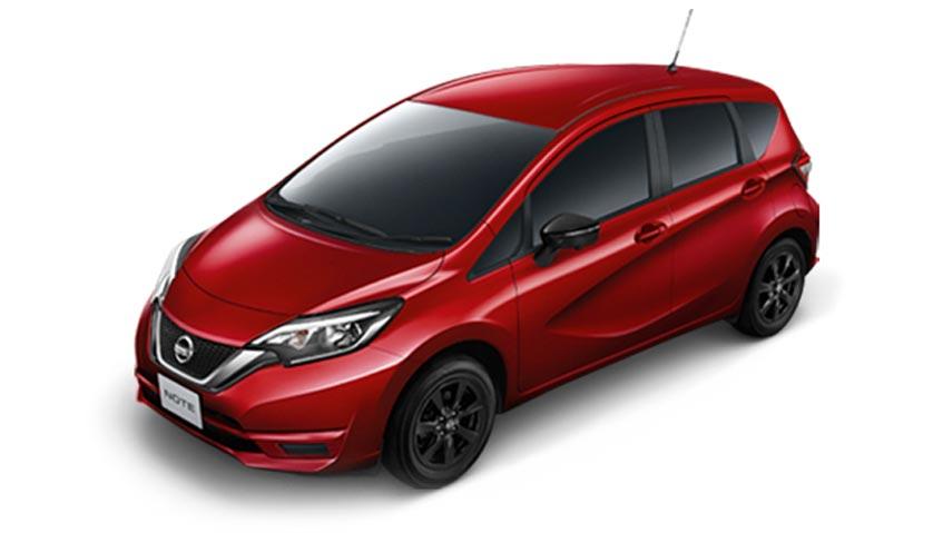 Nissan Note ราคาเริ่มต้น 530,000 บาท