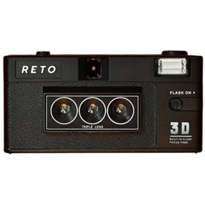 Reto 3D กล้องฟิล์ม ถ่าย 3D Original Version