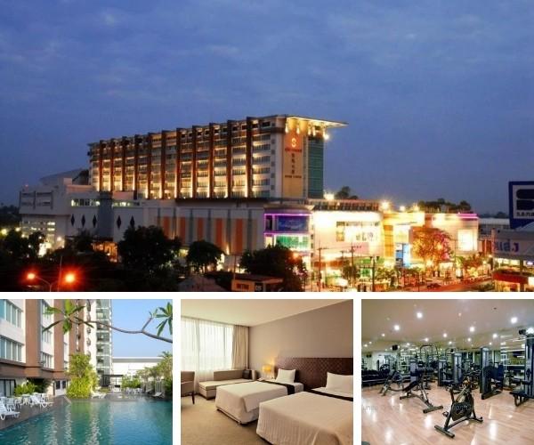 โรงแรมสุนี แกรนด์ โฮเต็ล แอนด์ คอนเวนชั่น เซ็นเตอร์ (Sunee Grand Hotel & Convention Center)