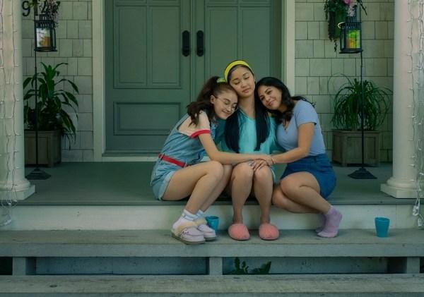 สามสาวจากบ้านคัฟวีย์ทั้งลอร่าจีน คิตตี้ และมาร์โก