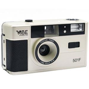 VIBE Photo กล้องฟิล์ม กล้องทอย ดีไซน์สวยงาม รุ่น 501F