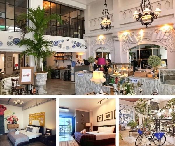 โรงแรม ยูโฮเทล อุบล (Yuu Hotel Ubonratchatani)
