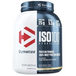 [ไดนาไมท์ นิวทริชั่น] Dymatize Nutrition หรือ Dy เวย์ Elite Whey Protein เวย์โปรตีน เพิ่มกล้ามเนื้อลดไขมัน ขนาด 2.27 กิโลกรัม (5 ปอนด์)