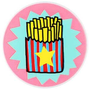 ครีมบลัชเนื้อเนียนนุ่ม EVEANDBOY - HAPPY SUNDAY Cream Blush Crispy Chips