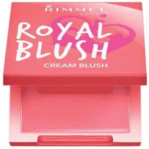 ครีมบลัช Rimmel London Royal Brush