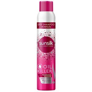 ดรายแชมพู SUNSILK OIL KILLER FRAGRANCE BOOSTER DRY SHAMPOO