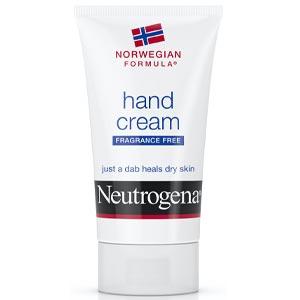 ครีมทามือสำหรับผิวแห้ง Neutrogena hand cream Norwegian formula