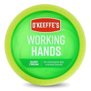 ครีมทามือสำหรับผิวแห้ง O'Keeffe's Working Hands Hand Cream