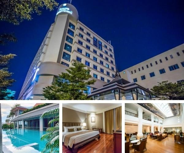 โรงแรมกรุงศรี ริเวอร์ (Krungsri River Hotel)