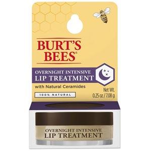 ลิปมาสก์ Burt's Bees OVERNIGHT INTENSIVE LIP TREATMENT