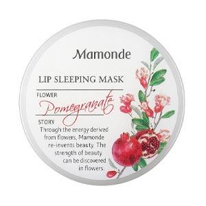 ลิปมาสก์ MAMONDE Lip Sleeping Mask Pomegranate